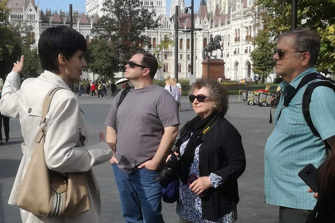 Communist Walking Tour of Budapest Led by Historian