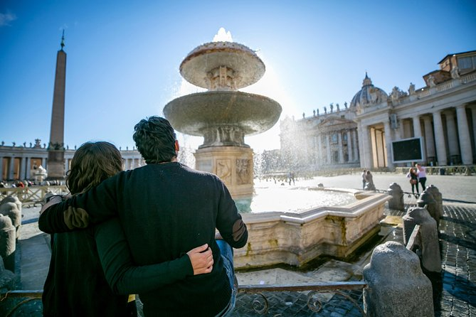 Vip Access Vatican Early Morning:Sistine Chapel,St. Peter's & Breakfast Included