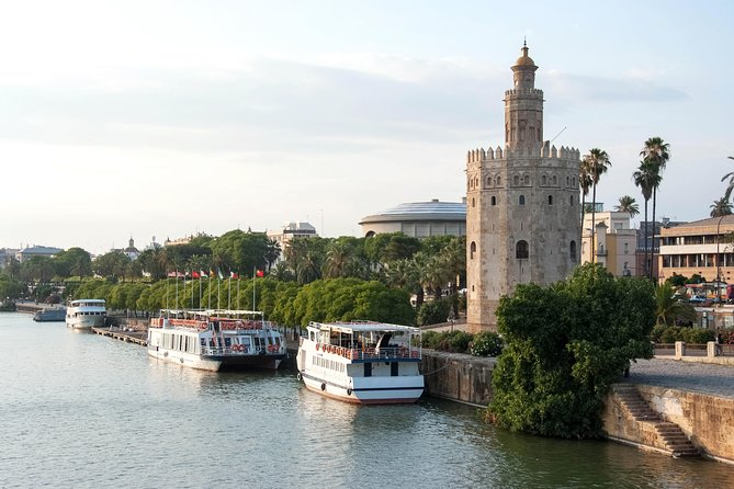 Full-Day Guided Tour to Seville from Malaga