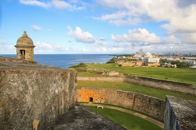 Old San Juan 5-Hours Walking Tour (with Fort) in Puerto Rico