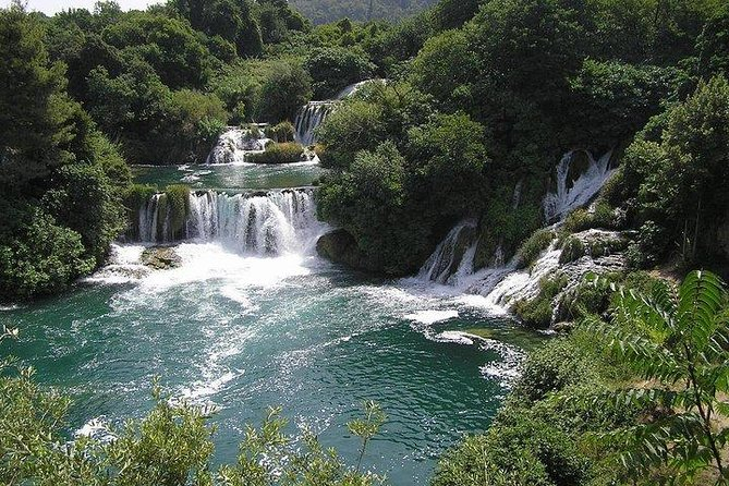 Omiš to Krka Waterfalls - Private Full Day Tour Including Free Detour