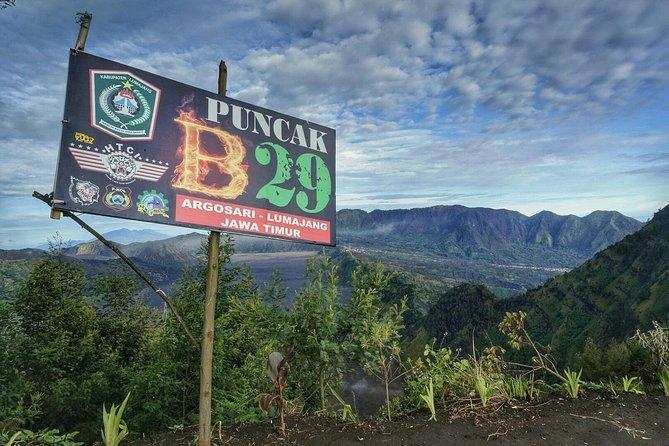 Adventure Puncak B29 & Tumpak Sewu Waterfall - Lumajang