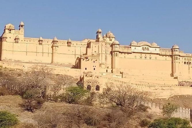 Royal Rajasthan With Taj Mahal and Delhi by Private Car and Driver