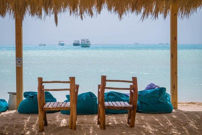 Orange Island Sea Trip - Hurghada