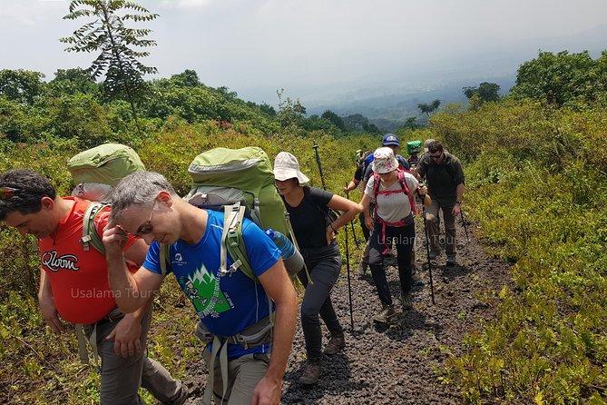 2 Days Nyiragongo Hike