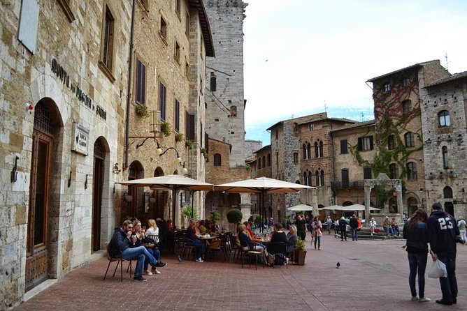 Monteriggioni San Gimignano and Castellina in Chianti Fullday from Rome
