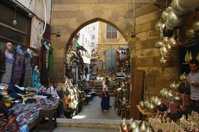 A Private day Tour Of Museum,Citadel Of Cairo,Coptic Cairo & old Bazaar