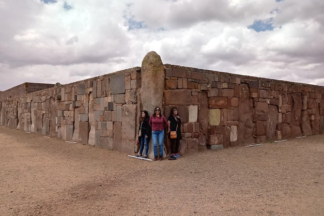Full Day Tiwanaku Archeological Site Shared Tour