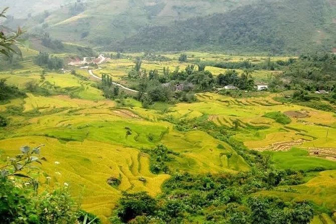 Sapa tours :2 DAYS - 1 NIGHT (OVERNIGHT IN TA VAN VILLAGE)