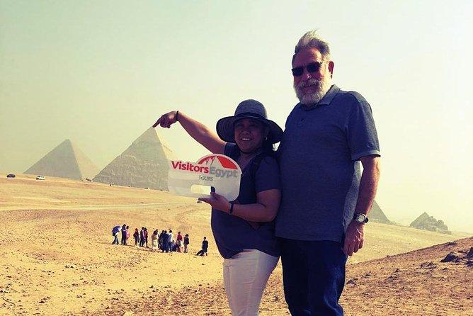 Private Day Tour to Giza Pyramids