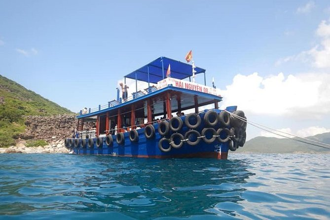 Day Snorkeling Guided Tour Nha Trang