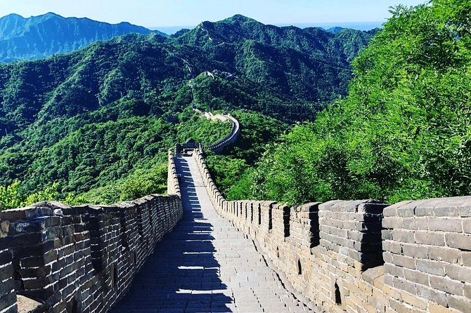 Private Tiananmen Square, Forbidden City and Great Wall Tour