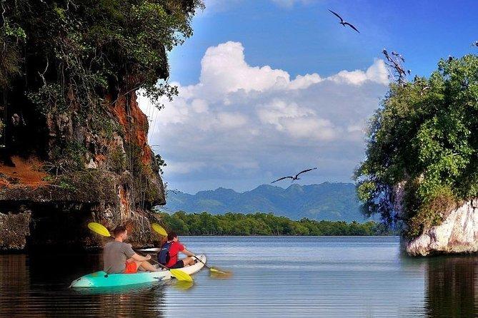 Los Haitises National Park Kayaking 2 hours