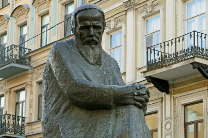 Dostoevsky Walk: The Master of St. Petersburg