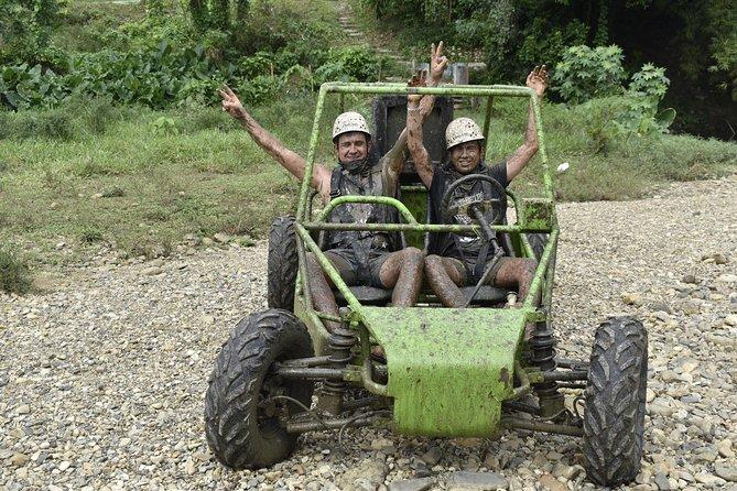 Full Safari-Zipline-Buggies-Horses-Taina Cave From Punta Cana