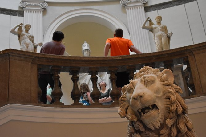 Naples National Archaeological Museum and historical centre private tour