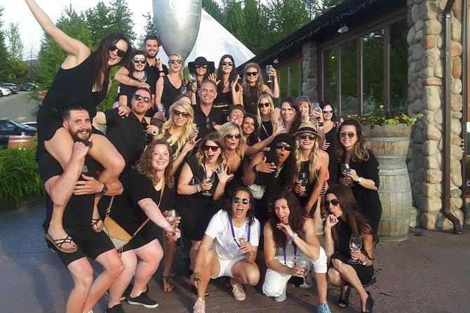 Okanagan Valley High Spirits Tour