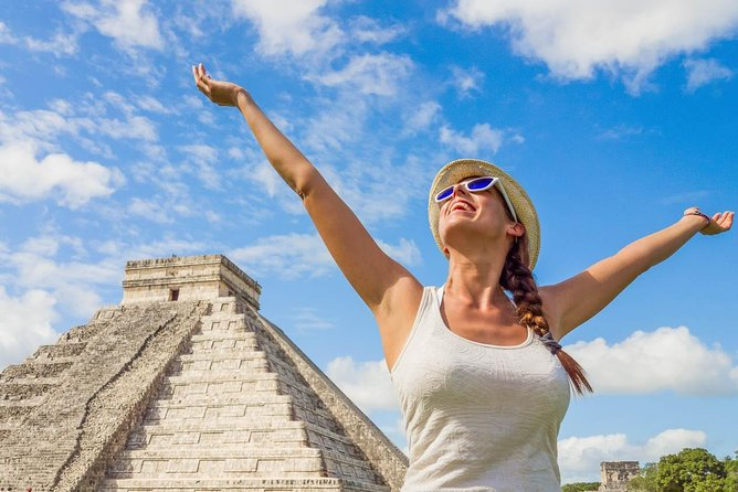 Chichen Itza Valladolid and Cenote tour