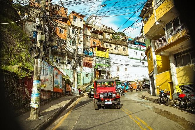 Favela Tour Jeep Adventure