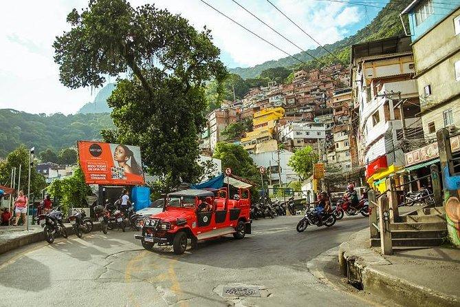 Social Tour Jeep Adventure