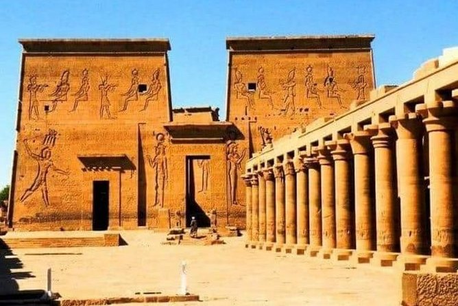 A trip to Philae Temple, Aswan High Dam and Unfinished Obelisk
