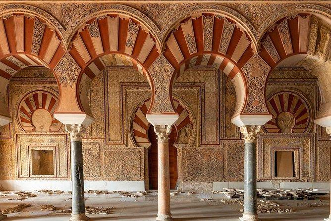 Medina Azahara and Almodovar Castle from Cordoba