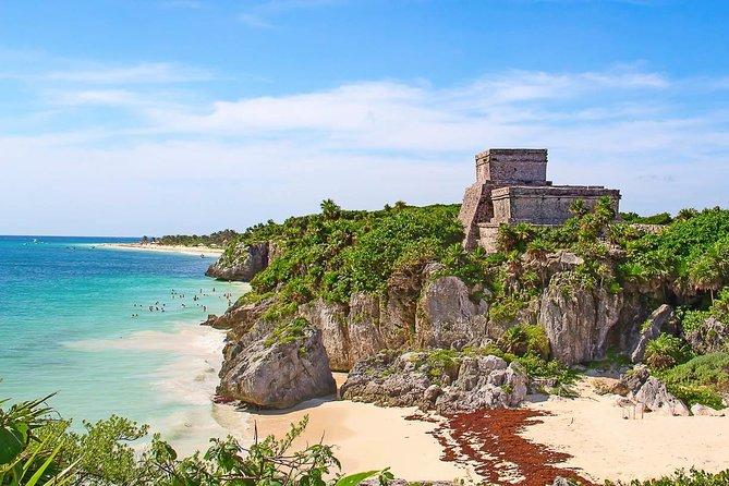 Tulum Ruins and Playa del Carmen Tour