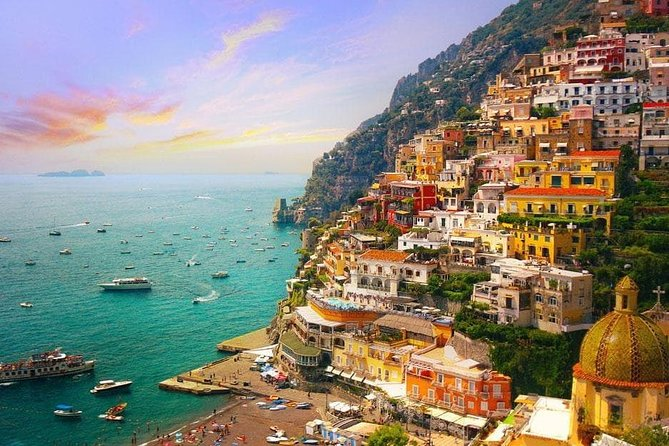 Amalfi Coast: Full Day Trip to Paradise with your Local Guide
