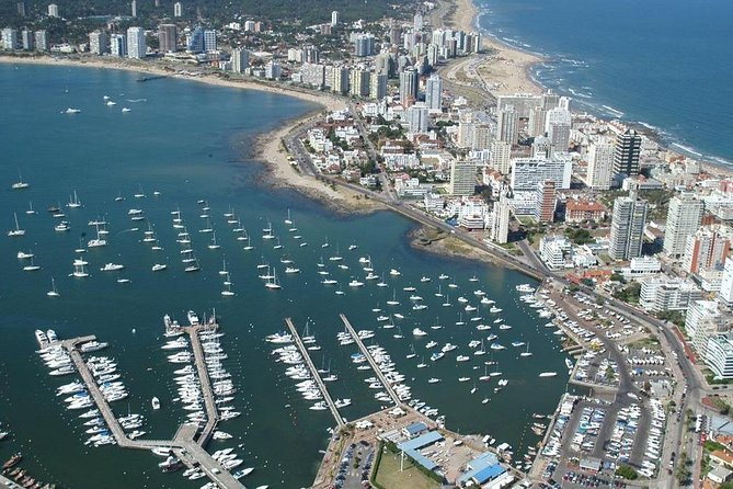 2-day Uruguay Pass: City Tour Montevideo + Excursion to Punta del Este
