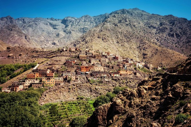 Berber Villages and 3 Valleys Atlas Mountains Day Trip from Marrakech