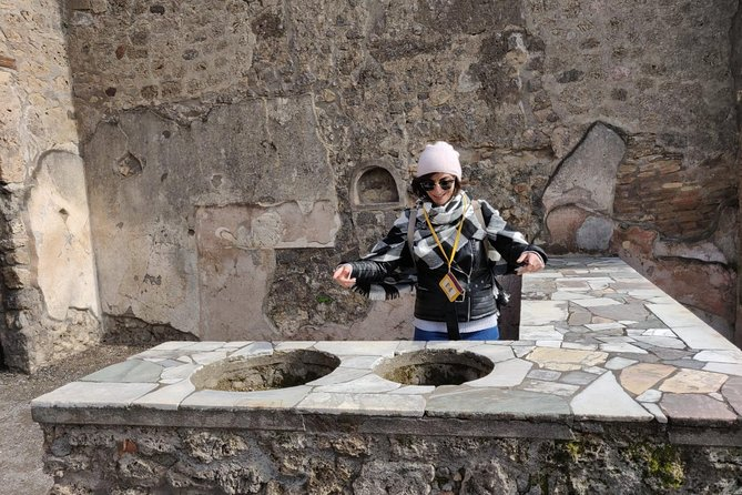 Pompeii ruins and Archaeological Museum private tour from Rome w/ a Local Guide