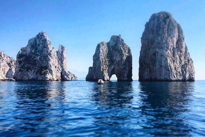 One day tour Capri