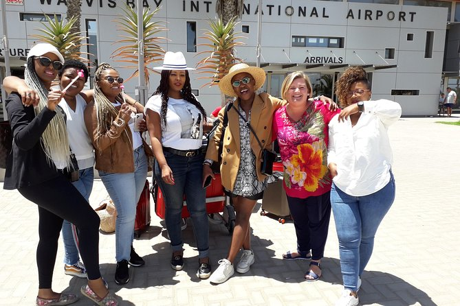 Walvis Bay Airport Transfers - Swakopmund
