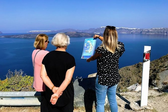 Top Santorini Attractions Highlights Guided Day Tour with Host