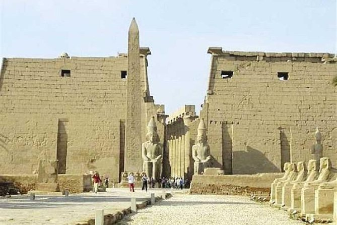 from hurghada to luxor , return and lunch