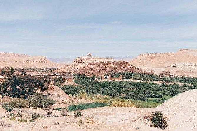 3 Days Private Tour from Marrakech to Merzouga Desert