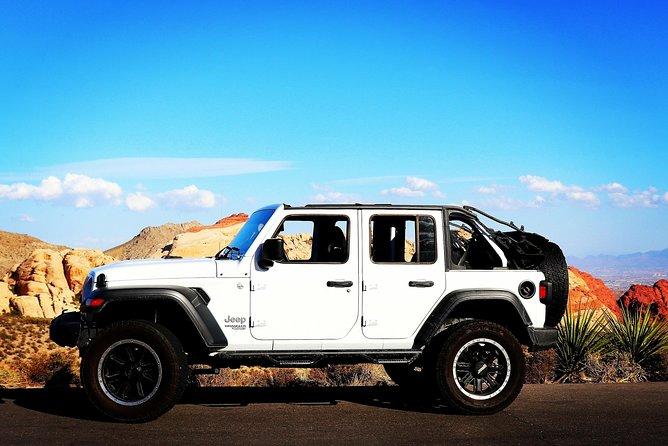 Private Half-Day Jeep Tour in Las Vegas