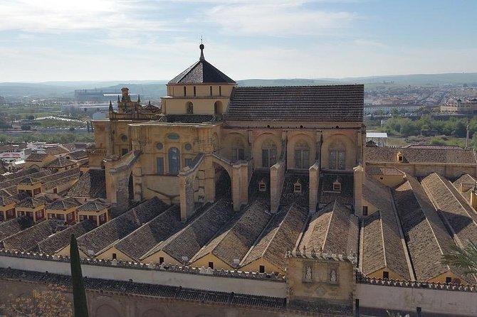 Alhambra in Granada & Mosque of Córdoba - From Madrid
