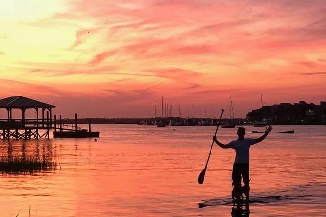 Dolphin Sunset Paddleboard Tour