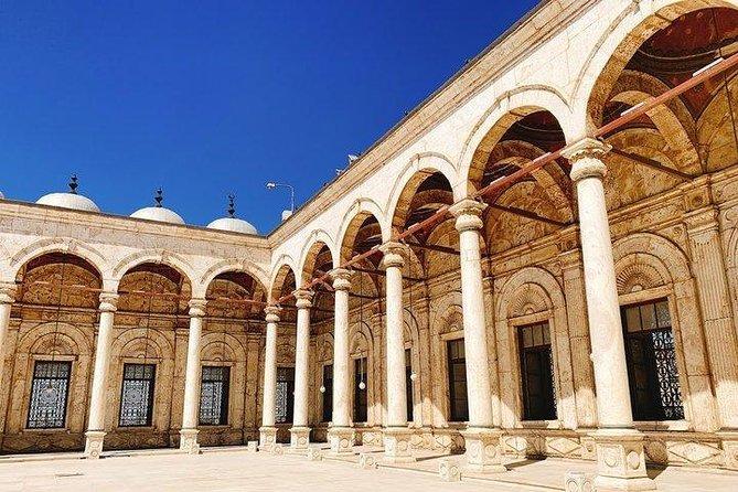 开罗科普特伊斯兰老城区日游