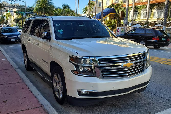 Roundtrip transfer from Miami International Airport to Key West