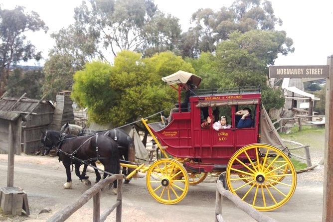 Ballarat Gold Fields Tour