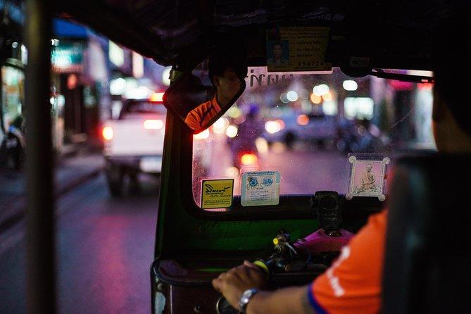 Sunset Tuk Tuk Ride through Bangkok