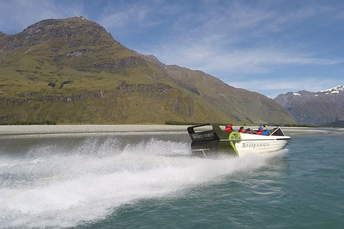 Jet Boat and Wilderness Walk Tour from Wanaka