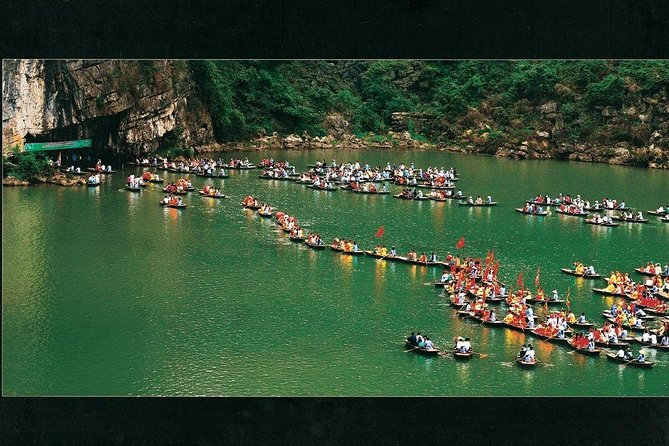 04D/03N ~ Hanoi - Lan Ha Bay (Mimosa cruise)- Hoa Lu, Trang An Grottoes