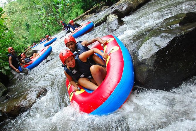 Full-Day Bali River Tubing and Tour to Kintamani Volcano