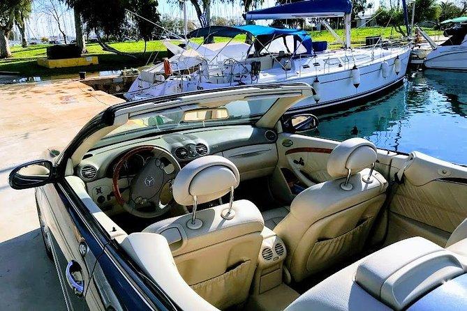 Private Cabrio Half-Day Santorini Highlights Tour