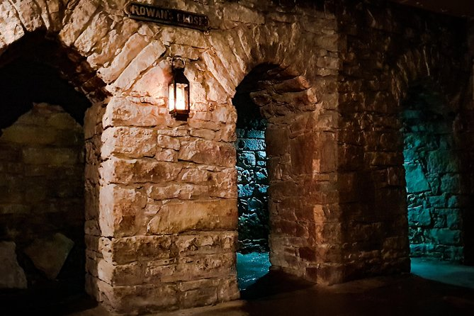City of the Dead Underground Vaults (Day)