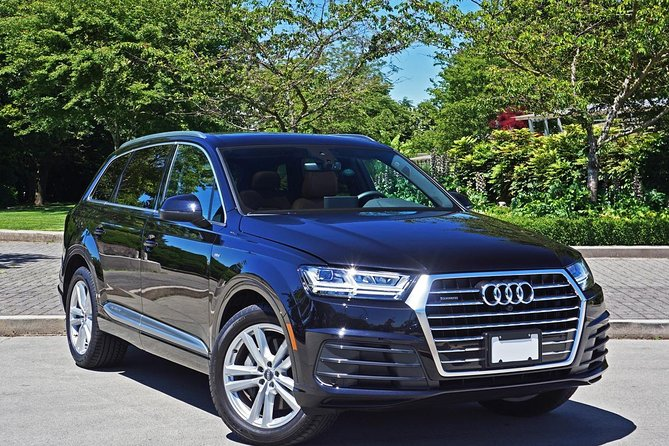 Audi Q7 SUV Melbourne Airport To CBD