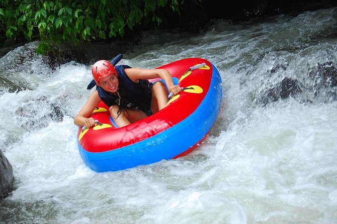 Full-Day Bali River Tubing Adventure and Tanah Lot Temple Trip